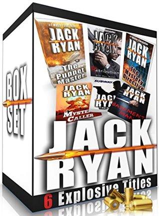 The Jack Ryan Collection - 6 book boxset