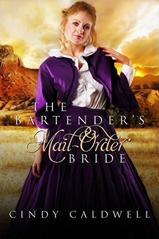 The Bartender's Mail Order Bride (Wild West Frontier Brides, #3)