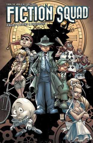 Fiction Squad por Paul Jenkins, Ramón F. Bachs