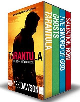 The John Milton Series by Mark  Dawson