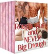 Rough, Buff, and Never Big Enough!: Dominant Men and Innocent Girls (MMF MFMM Bundle)
