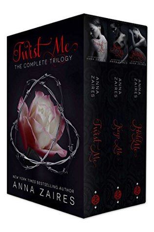 Twist Me The Complete Trilogy (Twist Me #1-3) by Anna Zaires
