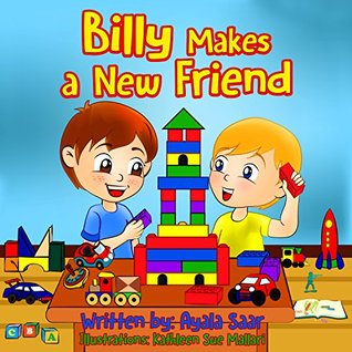 Billy makes a new friend!: Social skills Children's books collection