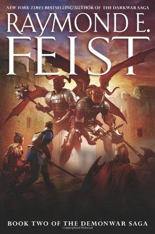 At the Gates of Darkness (The Demonwar Saga, #2)