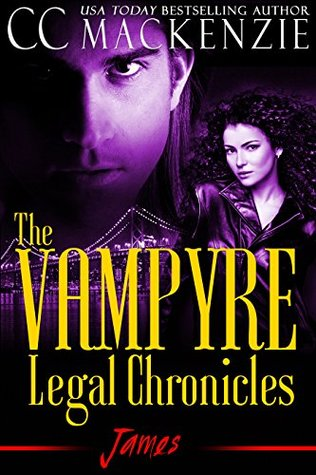 James (the Vampyre Legal Chronicles #2)