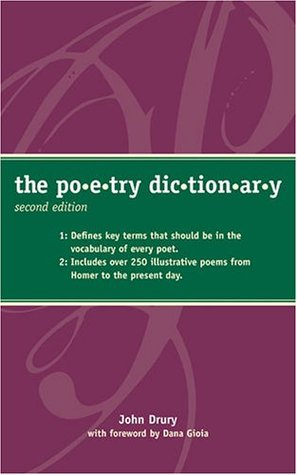 The Poetry Dictionary