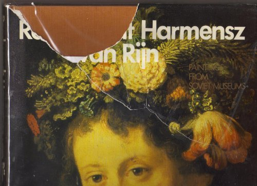 Rembrandt Harmensz Van Rijn : Paintings From Soviet Museums