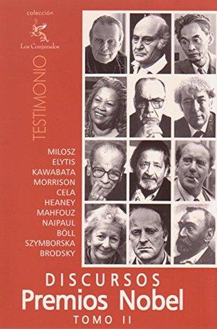 Discursos Premios Nobel: Tomo 2
