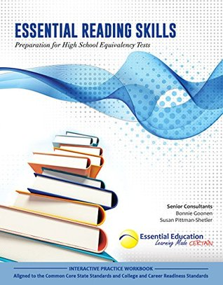Essential Reading Skills: Preparation for High School Equivalency Tests
