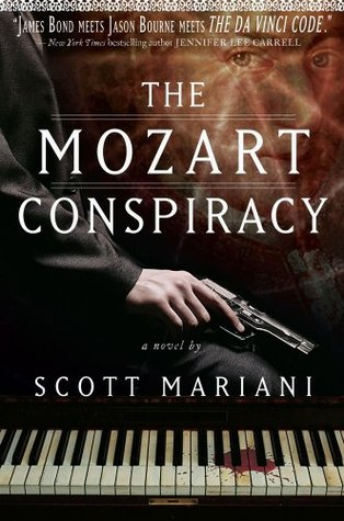 The mozart conspiracy by Scott Mariani Read online pdf book