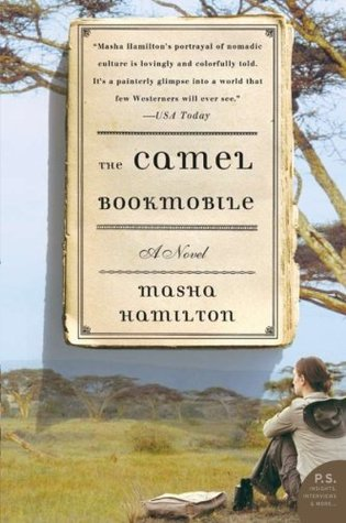 The Camel Bookmobile by Masha Hamilton
