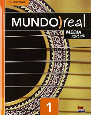 Mundo Real Media Edition Level 1 Value Pack (Student's Book plus ELEteca Access, Online Workbook Activation Card) 1-Year