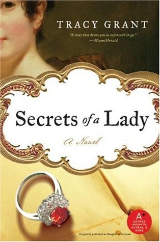 Secrets of a Lady (Rannoch Fraser Mysteries #10)