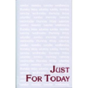 Just for Today: Daily Meditations for Recovering Addicts - Pocket Size Version