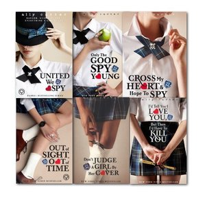 Gallagher Girls Series Collection (Gallagher Girls, #1-6)