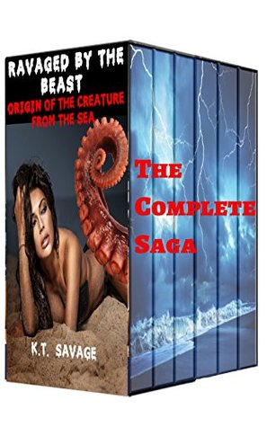 RAVAGED BY THE BEAST: STEAMY MONSTER BUNDLE