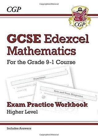 GCSE Maths Edexcel Exam Practice Workbook: Higher - for the Grade 9-1 Course