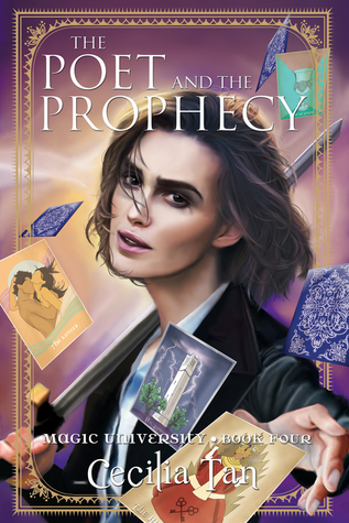 The Poet and the Prophecy by Cecilia Tan