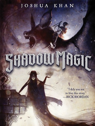Ebook Shadow Magic by Joshua Khan read!