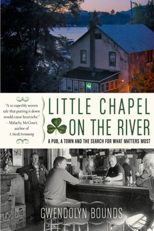 Little Chapel on the River by Gwendolyn Bounds