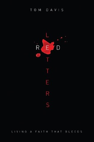 Red Letters by Tom    Davis