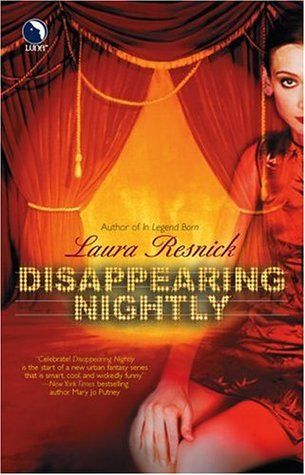 Disappearing Nightly (Esther Diamond, #1)