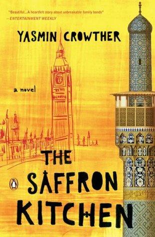 The Saffron Kitchen by Yasmin Crowther