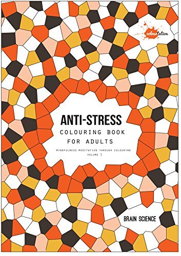 Anti-Stress Colouring Books for Adults