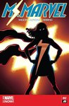Ms. Marvel (2014-2015) #2 by G. Willow Wilson