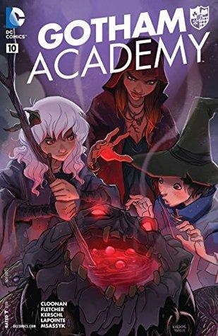 Gotham Academy #10