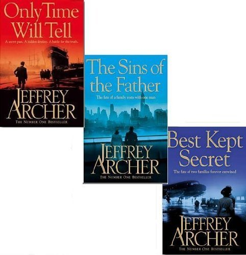 Only Time Will Tell / The Sins of the Father / Best Kept Secret (The Clifton Chronicles #1-3)