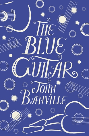 the man with the blue guitar poem analysis