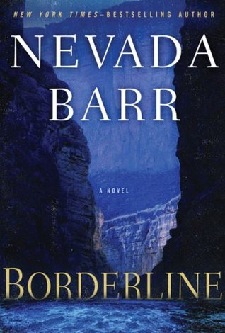 Borderline (Anna Pigeon, #15)