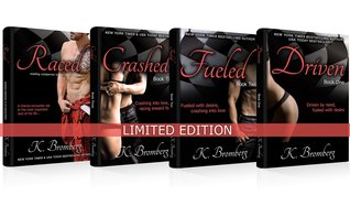 The Driven Series Boxed Set - Limited Edition (Books 1-4)