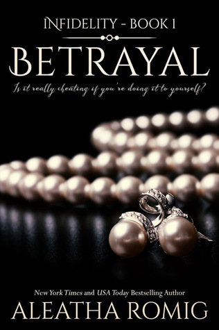 Betrayal Book Cover
