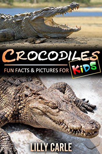 Crocodiles: Fun Facts & Pictures For Kids