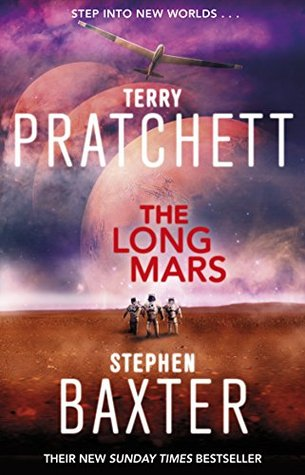 The Long Mars (Long Earth, #3)
