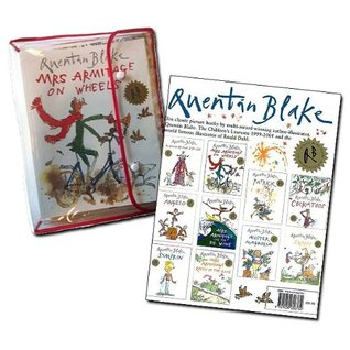 Quentin Blake 10 Picture Books Collection Pack Set