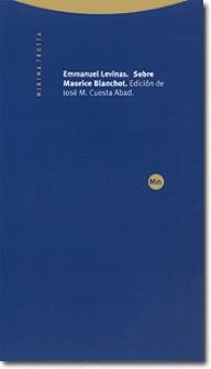 Sobre Maurice Blanchot