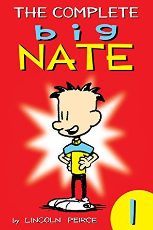 What is the first big nate book