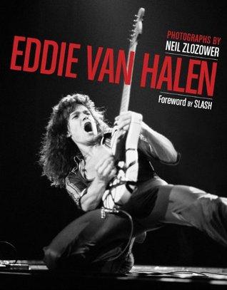 Eddie Van Halen By Neil Zlozower