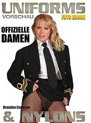 Uniforms & Nylons Offizielle Damen Vorschau: Original Photos der Uniform & Nylon Photo ebook Titel