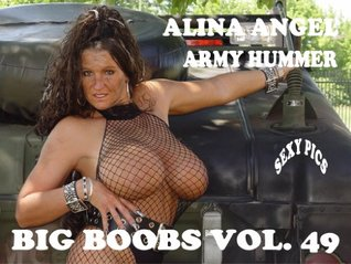 Alina Angel - Army Hummer - sexy pics in black catsuit (Big Bobbs Book 49)
