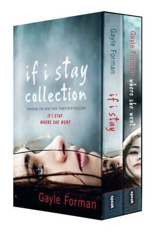 If i stay collection if i stay 1 2 by gayle forman 21873331 fandeluxe Choice Image