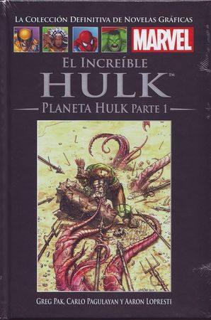 El Increíble Hulk: Planeta Hulk Parte 1