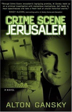 Crime Scene Jerusalem: A Novel