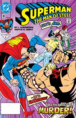 Superman: The Man of Steel (1991-) #8 (Superman: The Man of Steel (1991-2003))