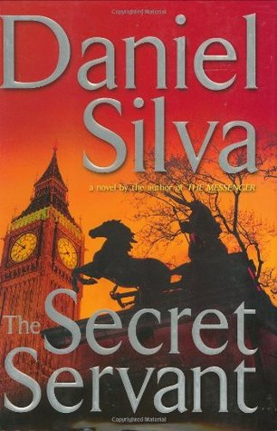 The Secret Servant (Gabriel Allon, #7)