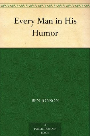 act wise summary of everyman in his humour