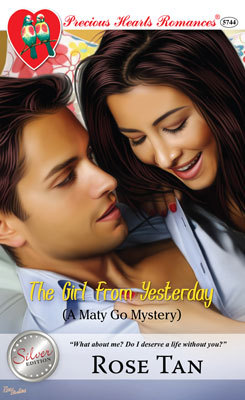 A Maty Go Mystery: The Girl From Yesterday